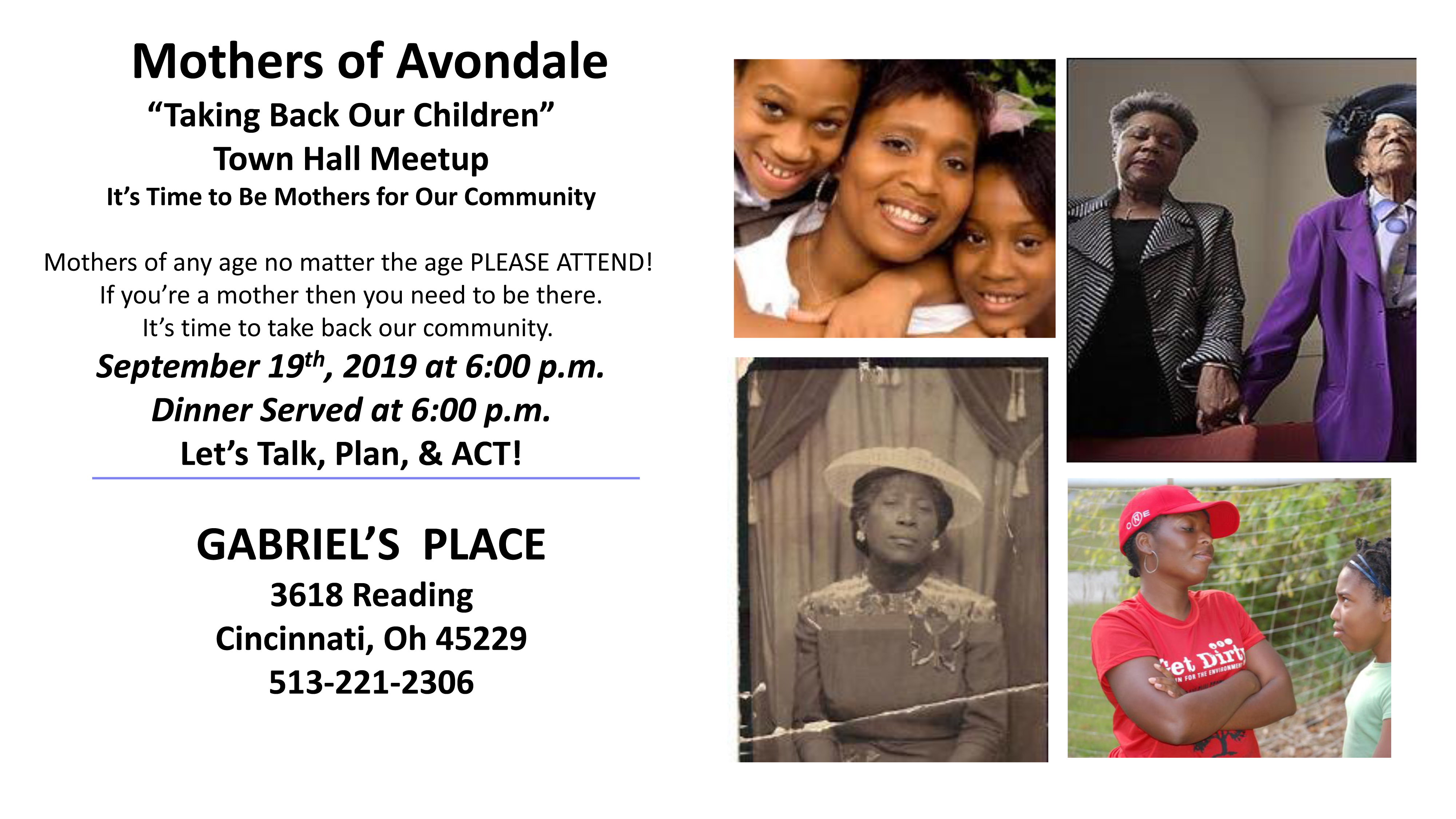 Mothers of Avondale